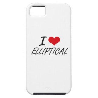 I love ELLIPTICAL iPhone 5 Cover