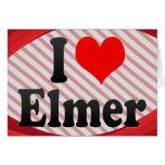 I love Elmer Cards