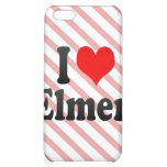I love Elmer Cover For iPhone 5C