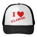 I Love Eloise Trucker Hat