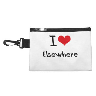 I love Elsewhere Accessory Bags