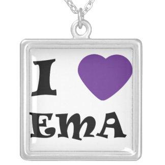 I Love EMA Necklace