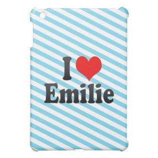 I love Emilie iPad Mini Case
