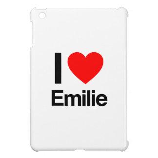 i love emilie cover for the iPad mini