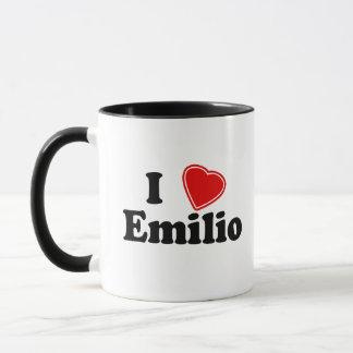 I Love Emilio Mug