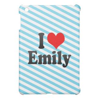 I love Emily Cover For The iPad Mini