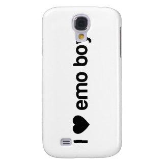I Love Emo Boys Galaxy S4 Case
