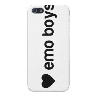 I Love Emo Boys iPhone SE/5/5s Case