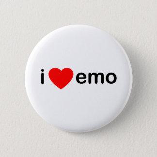 I Love Emo Button