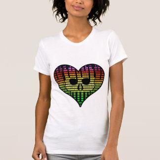 I love Emo Techno Shirt