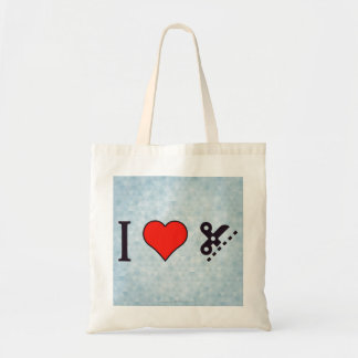 I Love Employing Precision Tote Bag