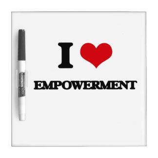 I love EMPOWERMENT Dry Erase Whiteboards