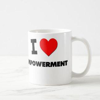 I love Empowerment Coffee Mug