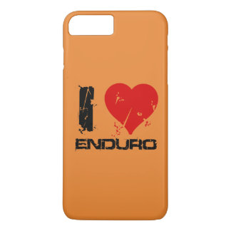 I Love Enduro iPhone 8 Plus/7 Plus Case