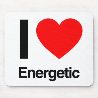 i love energetic mouse pads