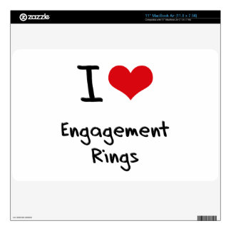 I love Engagement Rings Skins For The MacBook