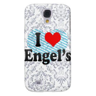 I Love Engel s Russia Galaxy S4 Cover