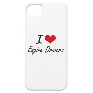 I love Engine Drivers iPhone 5 Cases