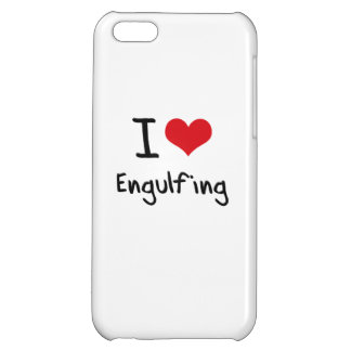 I love Engulfing Cover For iPhone 5C