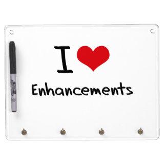 I love Enhancements Dry-Erase Whiteboards