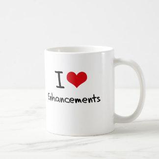 I love Enhancements Coffee Mugs
