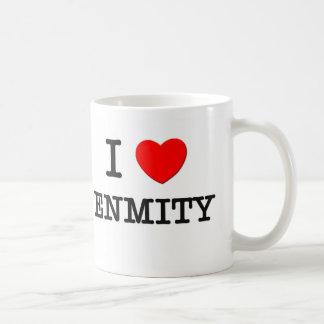 I love Enormities Classic White Coffee Mug