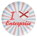 I Love Enterprise, Alabama Plates
