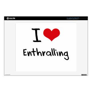 I love Enthralling Laptop Skin