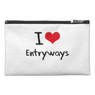 I love Entryways Travel Accessory Bags