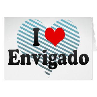 I Love Envigado, Colombia Card