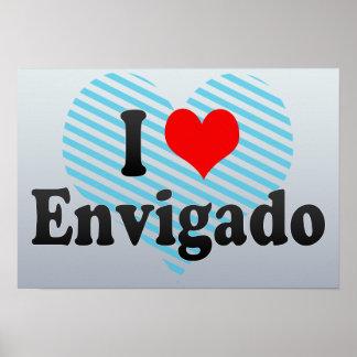 I Love Envigado, Colombia Poster