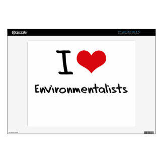 I love Environmentalists Decals For Laptops