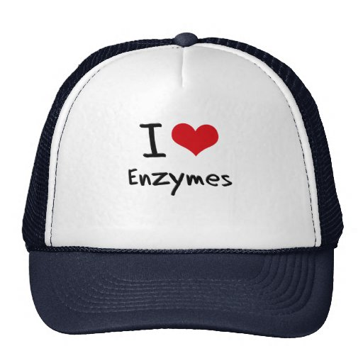 I love Enzymes Hat