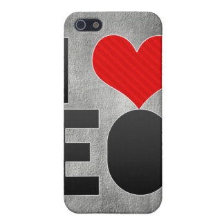 I Love EO iPhone 5 Covers