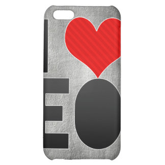 I Love EO iPhone 5C Covers