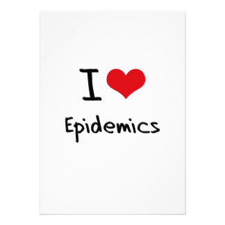 I love Epidemics Card