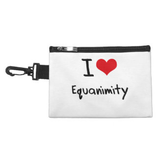 I love Equanimity Accessories Bags