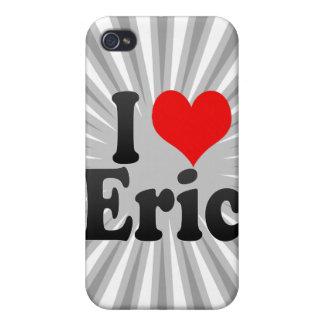 I love Eric iPhone 4/4S Case