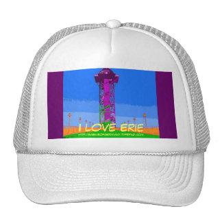 I love Erie Hat