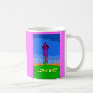 I Love Erie Mug