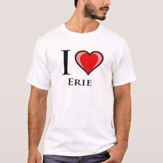 I Love Erie T-Shirt
