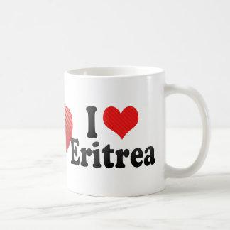 I Love Eritrea Coffee Mug