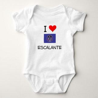 I Love Escalante Utah Infant Creeper