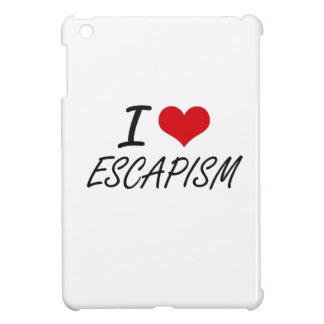 I love ESCAPISM iPad Mini Case