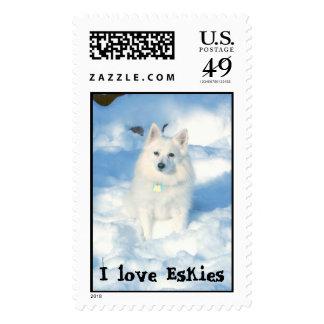 I love Eskies Postage
