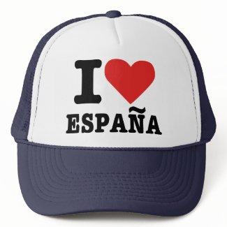 I love España - Spain hat