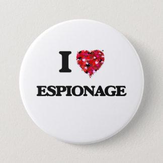 I love ESPIONAGE Button