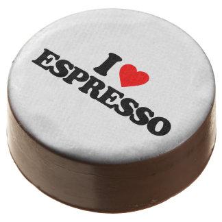 I LOVE ESPRESSO CHOCOLATE COVERED OREO