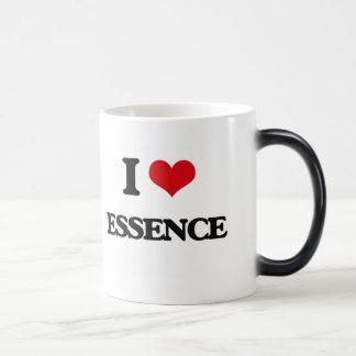 I Love Essence 11 Oz Magic Heat Color-Changing Coffee Mug