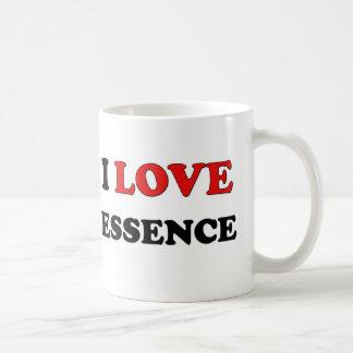 I Love Essence Classic White Coffee Mug